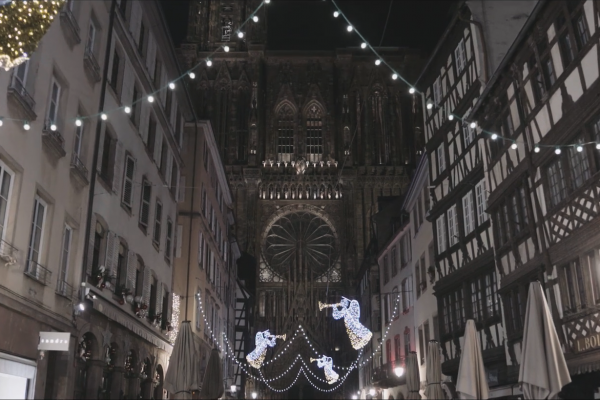 STRASBOURG ILLUMINATIONS 2020